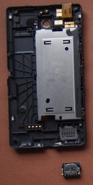 Back cover Smartphone