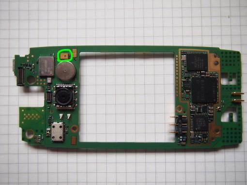 Nokia X7 - 15 - Scheda Madre