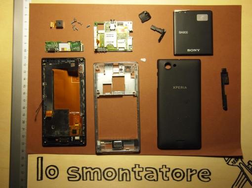 Sony Xperia J - 19 - Parts