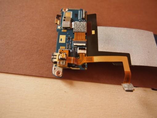 HTC Radar - 19 - Sensore di prossimità e di luminosità