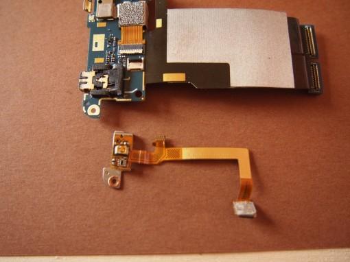 HTC Radar - 20 - Sensore di prossimità e di luminosità