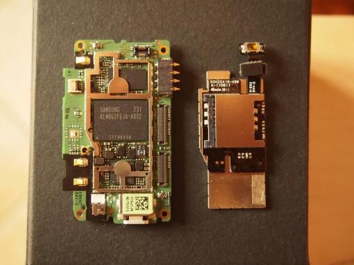 HTC Radar - 24 - Lettore SIM