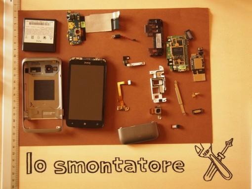 HTC Radar - 25 - Parts