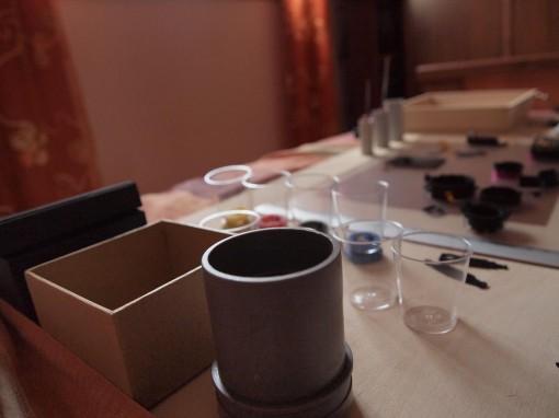 Il tavolo de lo smontatore -8