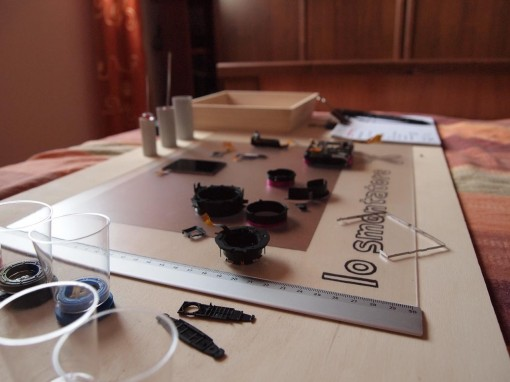 Il tavolo de lo smontatore - 9