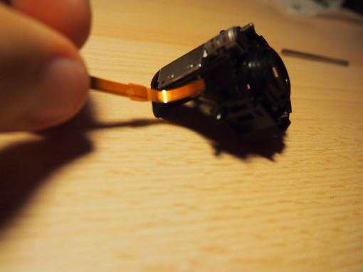 Olympus M. Zuiko 14-42 II R Focus flat cable - 1
