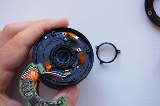 Olympus Zuiko - rear lens - 2