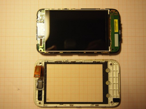 Sony Xperia Tipo Dual - 10 - Digitizer e Display