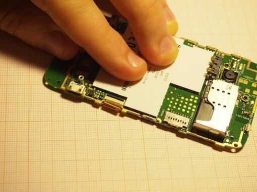 Sony Xperia Tipo Dual - 18 - Rimozione Display