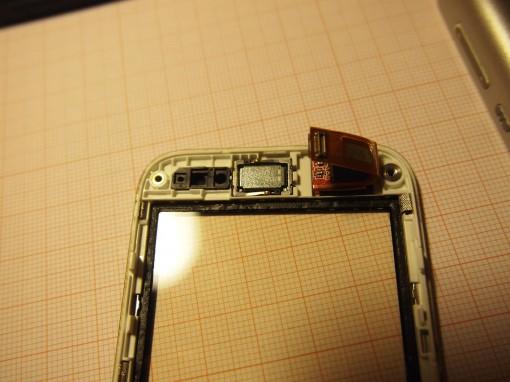Sony Xperia Tipo Dual - 22 - Altoparlante di chiamata