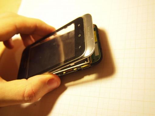 Sony Xperia Tipo Dual - 6 - Digitizer