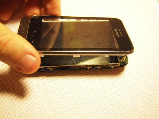 Sony Xperia Tipo Dual - 7 - Digitizer